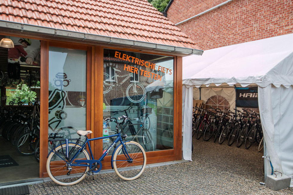 Over ons - De Fietsgarage